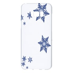 Star Snow Blue Rain Cool Samsung Galaxy S8 Plus Hardshell Case