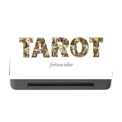 Tarot Fortune Teller Memory Card Reader With Cf