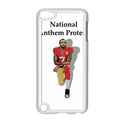 National Anthem Protest Apple Ipod Touch 5 Case (white) by Valentinaart
