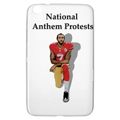 National Anthem Protest Samsung Galaxy Tab 3 (8 ) T3100 Hardshell Case  by Valentinaart