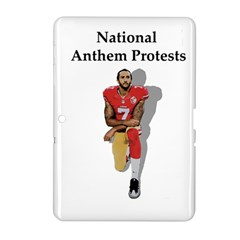 National Anthem Protest Samsung Galaxy Tab 2 (10 1 ) P5100 Hardshell Case  by Valentinaart