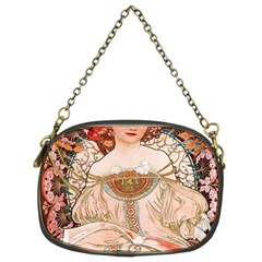 Alfons Mucha   F  Champenois Imprimeur ¨|diteur Chain Purses (two Sides)  by 8fugoso