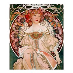 Alfons Mucha   F  Champenois Imprimeur ¨|diteur Shower Curtain 60  X 72  (medium)  by 8fugoso