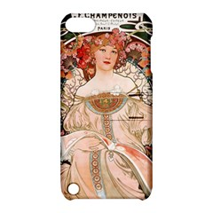 Alfons Mucha   F  Champenois Imprimeur ¨|diteur Apple Ipod Touch 5 Hardshell Case With Stand by 8fugoso
