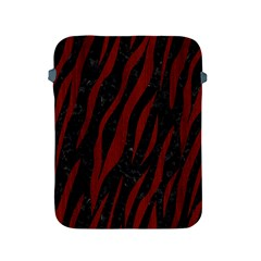 Skin3 Black Marble & Reddish Brown Wood (r) Apple Ipad 2/3/4 Protective Soft Cases by trendistuff