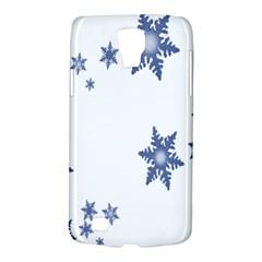 Star Snow Blue Rain Cool Galaxy S4 Active by AnjaniArt