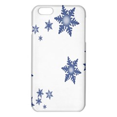 Star Snow Blue Rain Cool Iphone 6 Plus/6s Plus Tpu Case by AnjaniArt