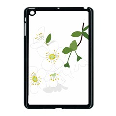 Flower Floral Sakura Apple Ipad Mini Case (black) by AnjaniArt