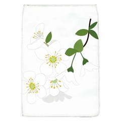Flower Floral Sakura Flap Covers (l)  by AnjaniArt