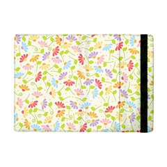 Flower Rainbow Sexy Leaf Plaid Vertical Horizon Ipad Mini 2 Flip Cases by AnjaniArt
