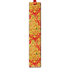 Flower Rose Red Yellow Sexy Large Book Marks by AnjaniArt