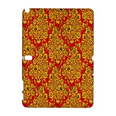 Flower Rose Red Yellow Sexy Galaxy Note 1 by AnjaniArt