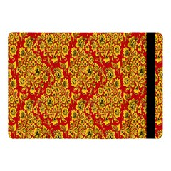 Flower Rose Red Yellow Sexy Apple Ipad Pro 10 5   Flip Case by AnjaniArt