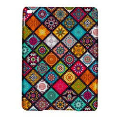Flower Star Sign Rainbow Sexy Plaid Chevron Wave Ipad Air 2 Hardshell Cases by AnjaniArt