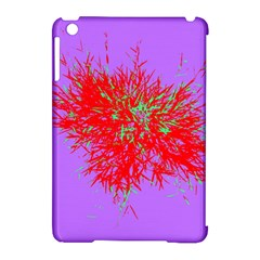 Spot Paint Red Green Purple Sexy Apple Ipad Mini Hardshell Case (compatible With Smart Cover) by AnjaniArt