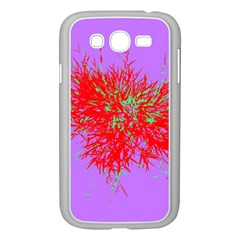 Spot Paint Red Green Purple Sexy Samsung Galaxy Grand Duos I9082 Case (white)