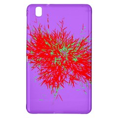 Spot Paint Red Green Purple Sexy Samsung Galaxy Tab Pro 8 4 Hardshell Case by AnjaniArt