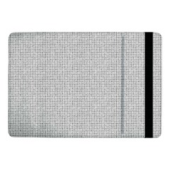 Line Black White Camuflage Polka Dots Samsung Galaxy Tab Pro 10 1  Flip Case by AnjaniArt