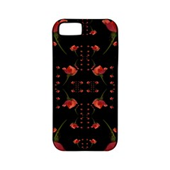 Roses From The Fantasy Garden Apple Iphone 5 Classic Hardshell Case (pc+silicone) by pepitasart
