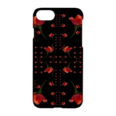 Roses From The Fantasy Garden Apple Iphone 7 Hardshell Case by pepitasart
