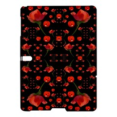 Pumkins And Roses From The Fantasy Garden Samsung Galaxy Tab S (10 5 ) Hardshell Case  by pepitasart