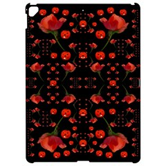 Pumkins And Roses From The Fantasy Garden Apple Ipad Pro 12 9   Hardshell Case by pepitasart