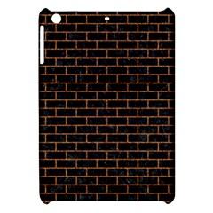 Brick1 Black Marble & Rusted Metal (r) Apple Ipad Mini Hardshell Case by trendistuff