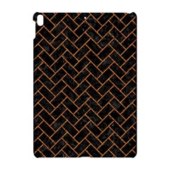 Brick2 Black Marble & Rusted Metal (r) Apple Ipad Pro 10 5   Hardshell Case by trendistuff