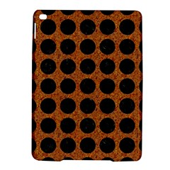 Circles1 Black Marble & Rusted Metal Ipad Air 2 Hardshell Cases by trendistuff