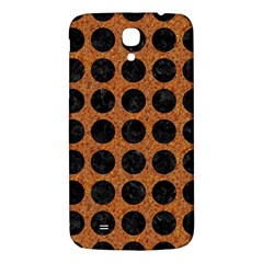 Circles1 Black Marble & Rusted Metal Samsung Galaxy Mega I9200 Hardshell Back Case by trendistuff