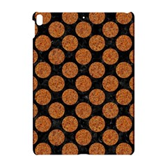 Circles2 Black Marble & Rusted Metal (r) Apple Ipad Pro 10 5   Hardshell Case