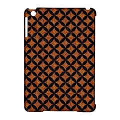 Circles3 Black Marble & Rusted Metal Apple Ipad Mini Hardshell Case (compatible With Smart Cover) by trendistuff