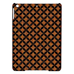 Circles3 Black Marble & Rusted Metal Ipad Air Hardshell Cases by trendistuff