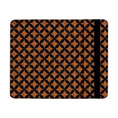 CIRCLES3 BLACK MARBLE & RUSTED METAL Samsung Galaxy Tab Pro 8.4  Flip Case