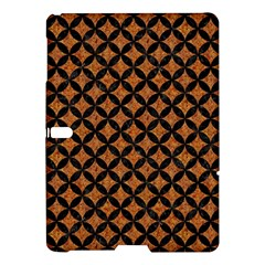 CIRCLES3 BLACK MARBLE & RUSTED METAL Samsung Galaxy Tab S (10.5 ) Hardshell Case