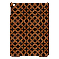 Circles3 Black Marble & Rusted Metal (r) Ipad Air Hardshell Cases by trendistuff
