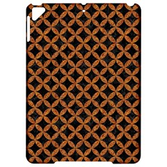 Circles3 Black Marble & Rusted Metal (r) Apple Ipad Pro 9 7   Hardshell Case by trendistuff