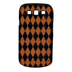 DIAMOND1 BLACK MARBLE & RUSTED METAL Samsung Galaxy S III Classic Hardshell Case (PC+Silicone)