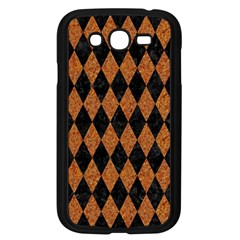 DIAMOND1 BLACK MARBLE & RUSTED METAL Samsung Galaxy Grand DUOS I9082 Case (Black)