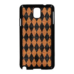 DIAMOND1 BLACK MARBLE & RUSTED METAL Samsung Galaxy Note 3 Neo Hardshell Case (Black)