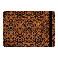 DAMASK1 BLACK MARBLE & RUSTED METAL Samsung Galaxy Tab Pro 10.1  Flip Case