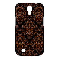 DAMASK1 BLACK MARBLE & RUSTED METAL (R) Samsung Galaxy Mega 6.3  I9200 Hardshell Case