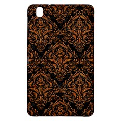 DAMASK1 BLACK MARBLE & RUSTED METAL (R) Samsung Galaxy Tab Pro 8.4 Hardshell Case