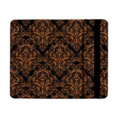 DAMASK1 BLACK MARBLE & RUSTED METAL (R) Samsung Galaxy Tab Pro 8.4  Flip Case