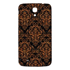DAMASK1 BLACK MARBLE & RUSTED METAL (R) Samsung Galaxy Mega I9200 Hardshell Back Case