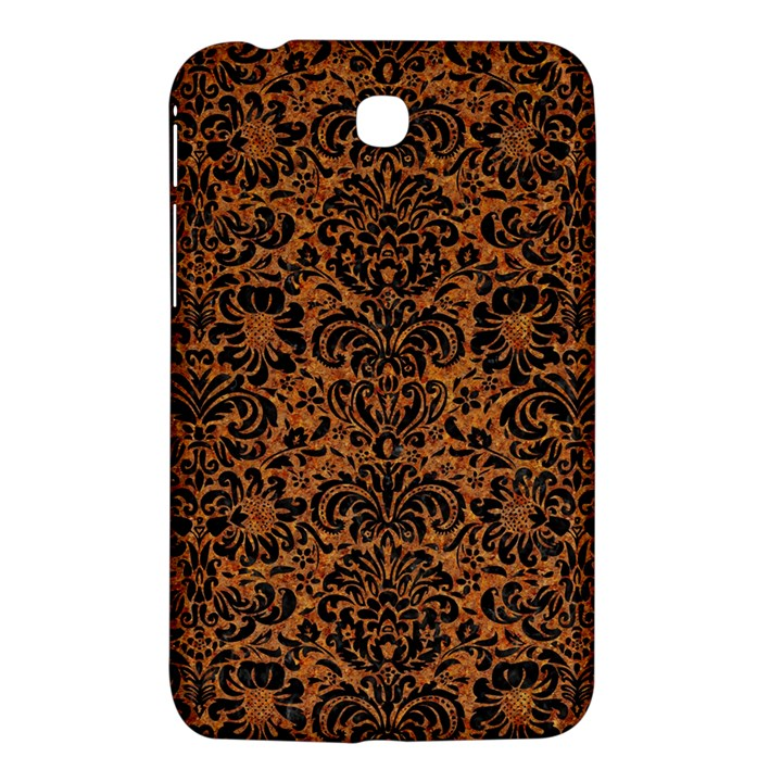 DAMASK2 BLACK MARBLE & RUSTED METAL Samsung Galaxy Tab 3 (7 ) P3200 Hardshell Case
