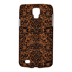 DAMASK2 BLACK MARBLE & RUSTED METAL Galaxy S4 Active