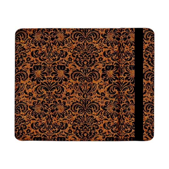 DAMASK2 BLACK MARBLE & RUSTED METAL Samsung Galaxy Tab Pro 8.4  Flip Case