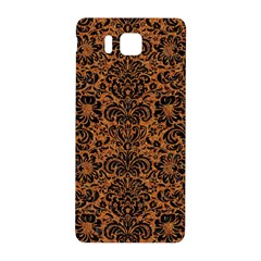DAMASK2 BLACK MARBLE & RUSTED METAL Samsung Galaxy Alpha Hardshell Back Case