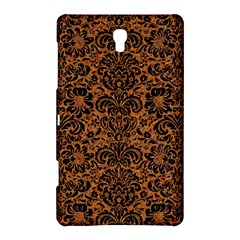Damask2 Black Marble & Rusted Metal Samsung Galaxy Tab S (8 4 ) Hardshell Case  by trendistuff